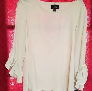 Tops - New cream color blouse